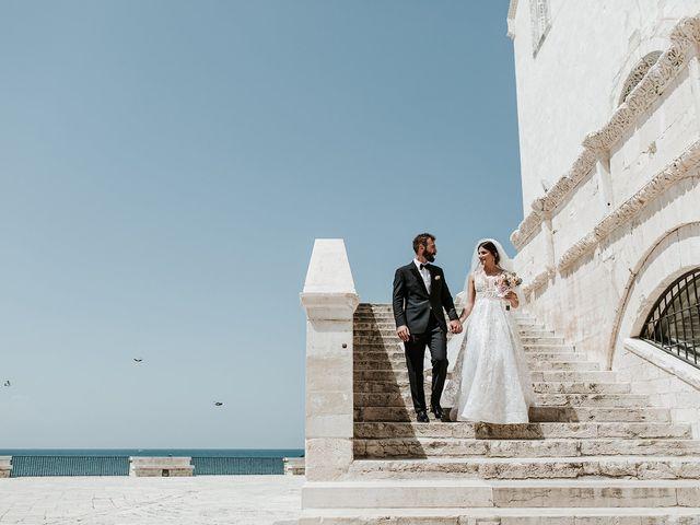 Il matrimonio di Gianluca e Marilisa a Palazzo San Gervasio, Potenza 1