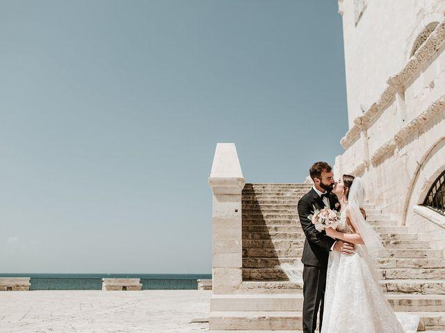 Il matrimonio di Gianluca e Marilisa a Palazzo San Gervasio, Potenza 61