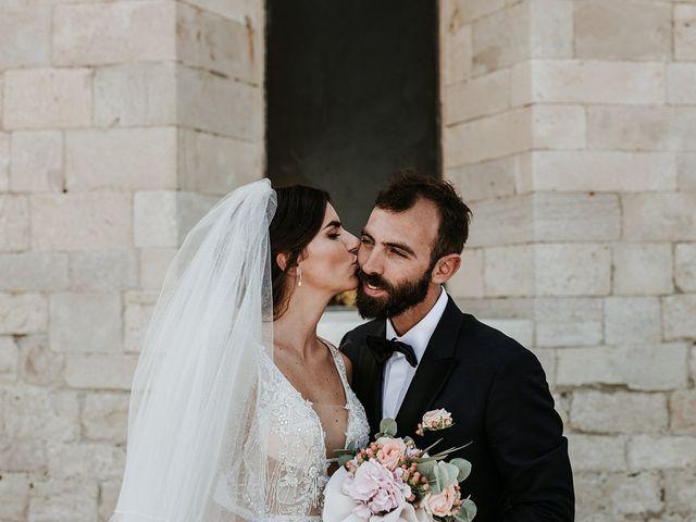 Il matrimonio di Gianluca e Marilisa a Palazzo San Gervasio, Potenza 62