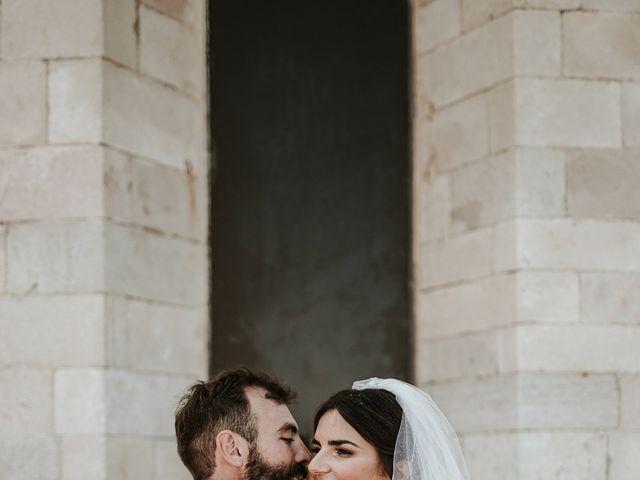 Il matrimonio di Gianluca e Marilisa a Palazzo San Gervasio, Potenza 67
