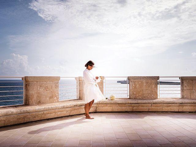 Il matrimonio di Luisa e Gionathan a Portopalo di Capo Passero, Siracusa 8