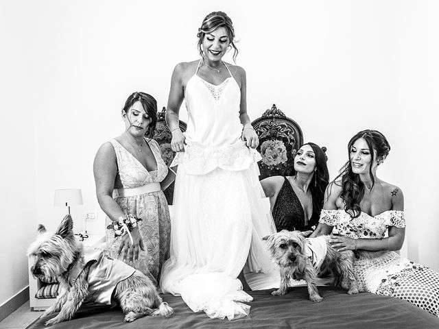 Il matrimonio di Luisa e Gionathan a Portopalo di Capo Passero, Siracusa 17