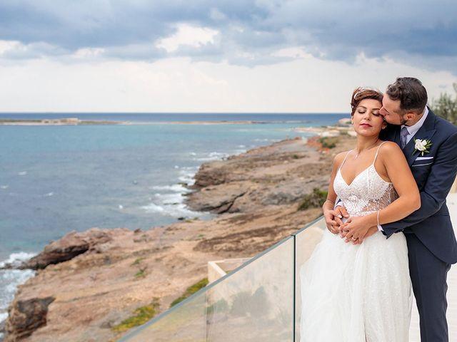 Il matrimonio di Luisa e Gionathan a Portopalo di Capo Passero, Siracusa 37
