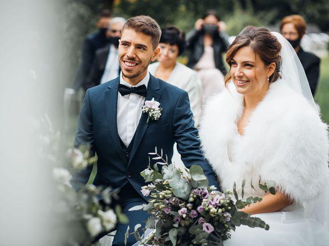 Il matrimonio di Bruno e Marzia a Cantalupa, Torino 14