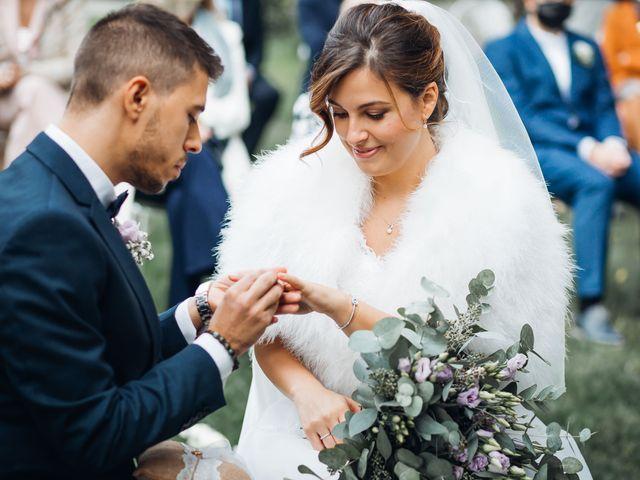 Il matrimonio di Bruno e Marzia a Cantalupa, Torino 20