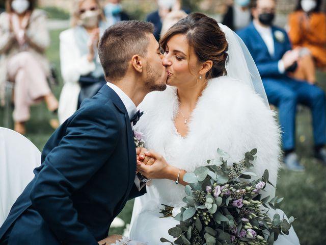 Il matrimonio di Bruno e Marzia a Cantalupa, Torino 23