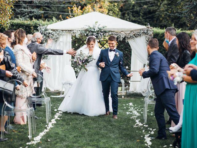 Il matrimonio di Bruno e Marzia a Cantalupa, Torino 25