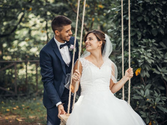 Il matrimonio di Bruno e Marzia a Cantalupa, Torino 31