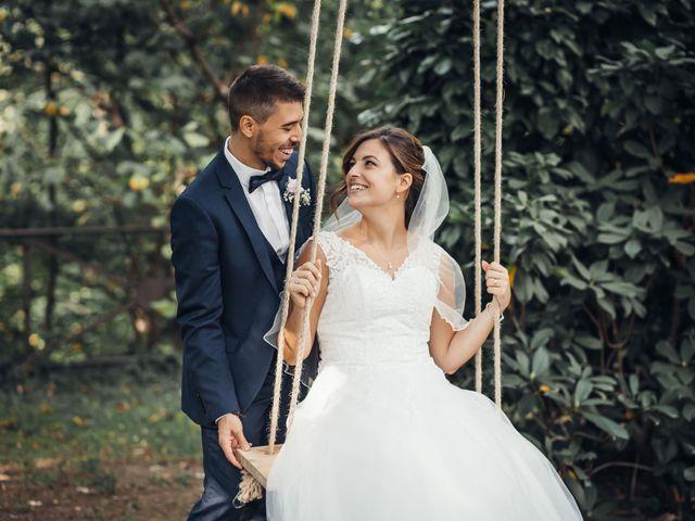 Il matrimonio di Bruno e Marzia a Cantalupa, Torino 32