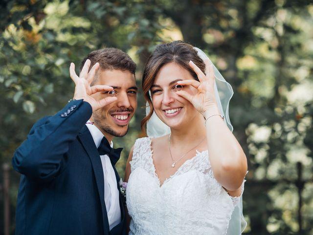Il matrimonio di Bruno e Marzia a Cantalupa, Torino 34