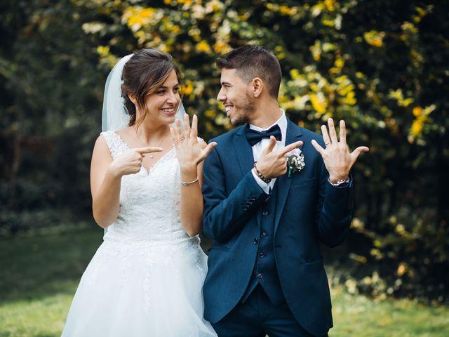 Il matrimonio di Bruno e Marzia a Cantalupa, Torino 40
