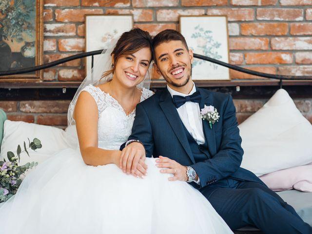 Il matrimonio di Bruno e Marzia a Cantalupa, Torino 43