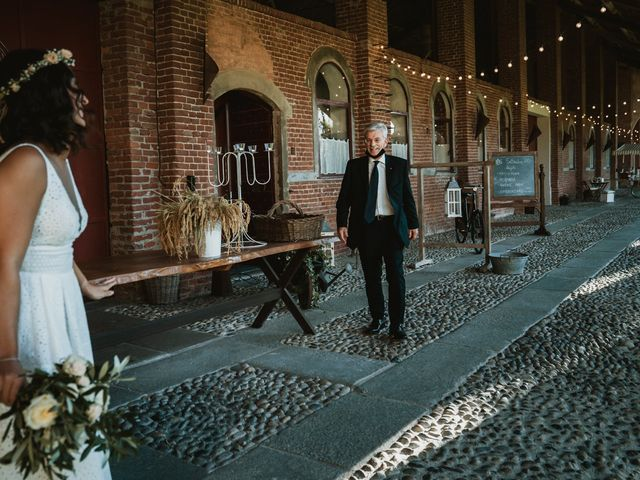 Il matrimonio di Simone e Giulia a Olevano di Lomellina, Pavia 49