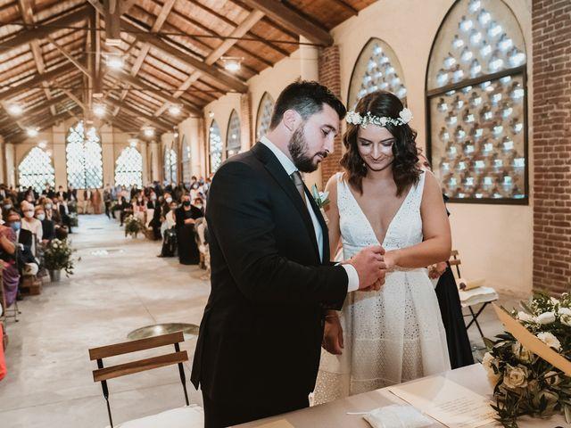 Il matrimonio di Simone e Giulia a Olevano di Lomellina, Pavia 58
