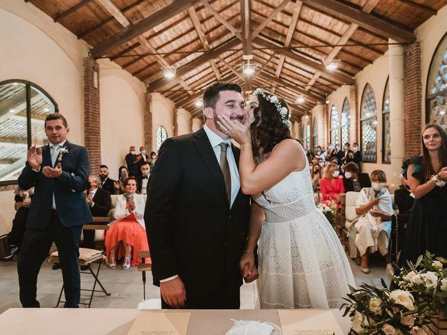 Il matrimonio di Simone e Giulia a Olevano di Lomellina, Pavia 60