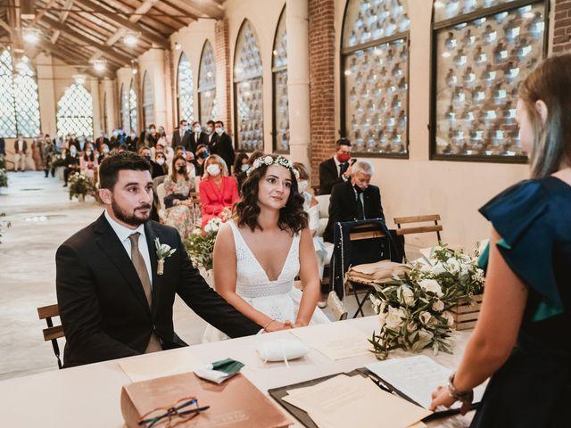 Il matrimonio di Simone e Giulia a Olevano di Lomellina, Pavia 62
