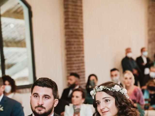 Il matrimonio di Simone e Giulia a Olevano di Lomellina, Pavia 63