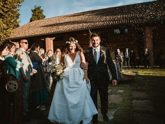 Il matrimonio di Simone e Giulia a Olevano di Lomellina, Pavia 70