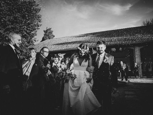 Il matrimonio di Simone e Giulia a Olevano di Lomellina, Pavia 71