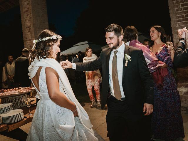 Il matrimonio di Simone e Giulia a Olevano di Lomellina, Pavia 92