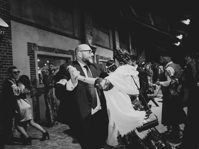 Il matrimonio di Simone e Giulia a Olevano di Lomellina, Pavia 95