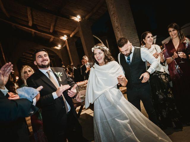 Il matrimonio di Simone e Giulia a Olevano di Lomellina, Pavia 96