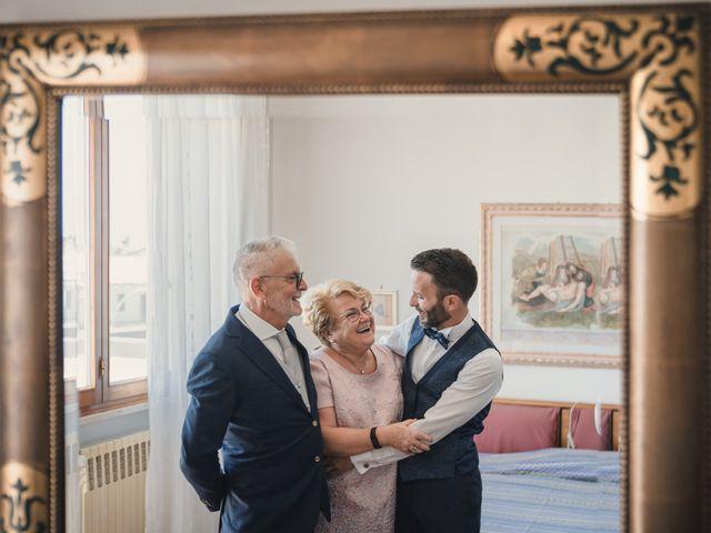 Il matrimonio di Giulio e Laura a Eraclea, Venezia 15