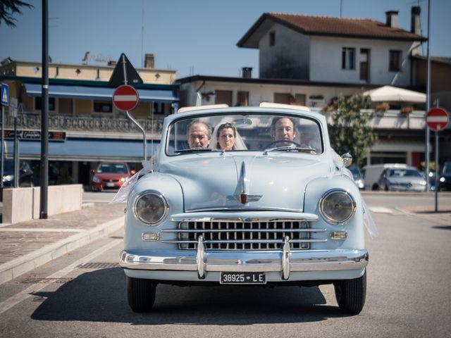 Il matrimonio di Giulio e Laura a Eraclea, Venezia 35