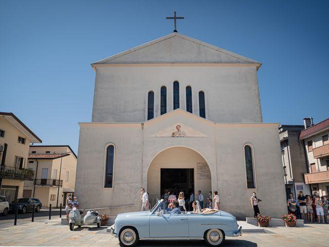 Il matrimonio di Giulio e Laura a Eraclea, Venezia 36