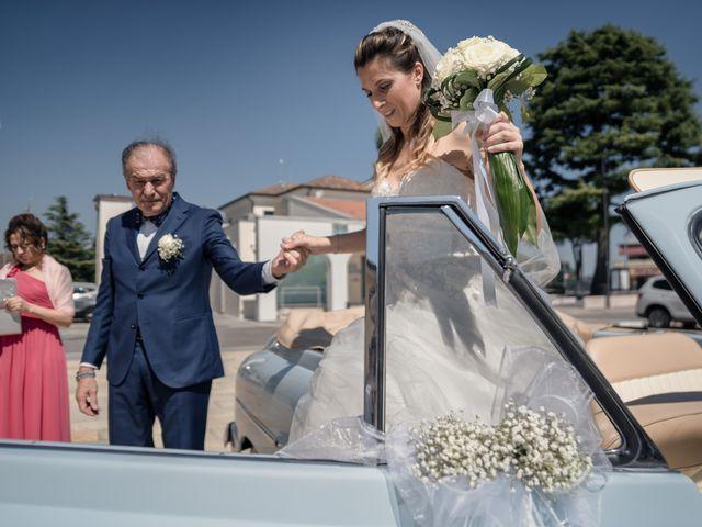 Il matrimonio di Giulio e Laura a Eraclea, Venezia 37