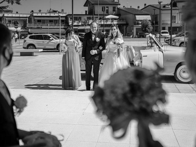 Il matrimonio di Giulio e Laura a Eraclea, Venezia 39