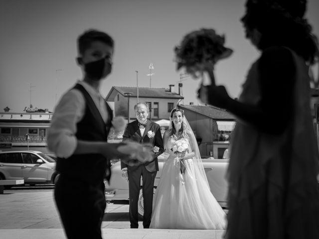 Il matrimonio di Giulio e Laura a Eraclea, Venezia 40