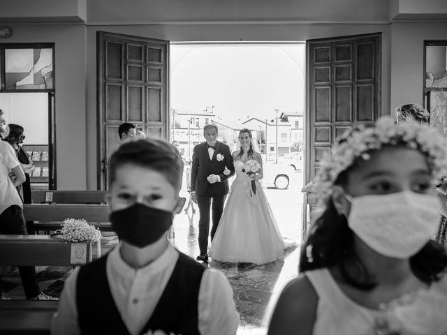 Il matrimonio di Giulio e Laura a Eraclea, Venezia 41