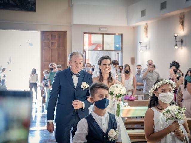 Il matrimonio di Giulio e Laura a Eraclea, Venezia 42