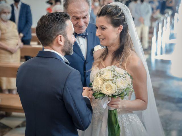 Il matrimonio di Giulio e Laura a Eraclea, Venezia 43