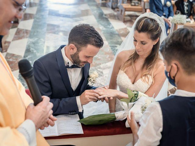 Il matrimonio di Giulio e Laura a Eraclea, Venezia 50