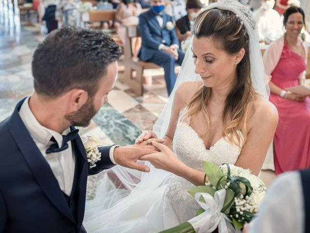 Il matrimonio di Giulio e Laura a Eraclea, Venezia 51