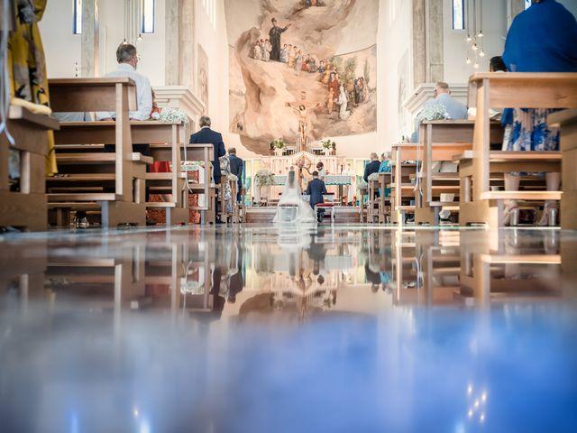 Il matrimonio di Giulio e Laura a Eraclea, Venezia 54