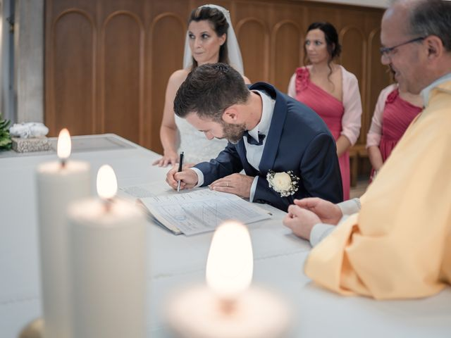Il matrimonio di Giulio e Laura a Eraclea, Venezia 56