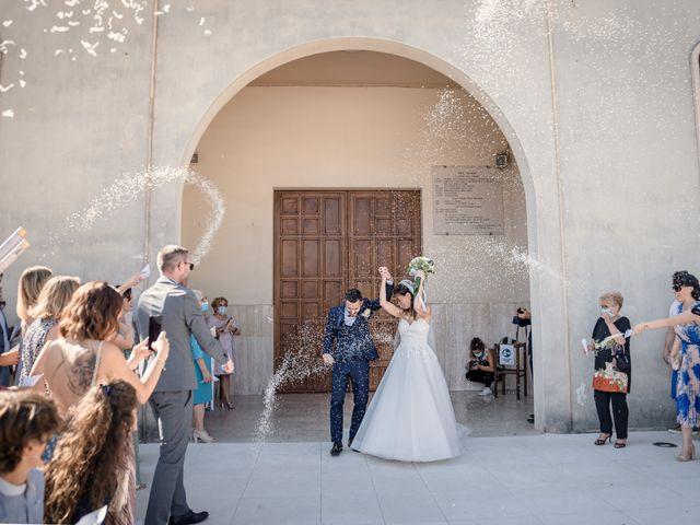 Il matrimonio di Giulio e Laura a Eraclea, Venezia 61