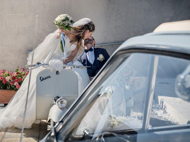 Il matrimonio di Giulio e Laura a Eraclea, Venezia 63