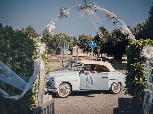 Il matrimonio di Giulio e Laura a Eraclea, Venezia 69