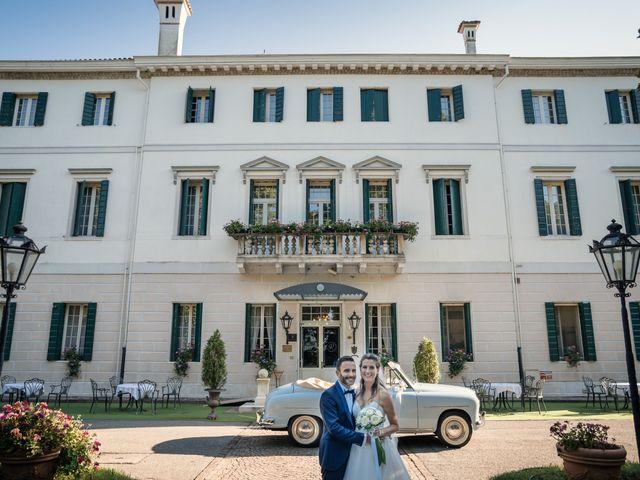 Il matrimonio di Giulio e Laura a Eraclea, Venezia 71