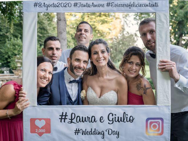 Il matrimonio di Giulio e Laura a Eraclea, Venezia 90