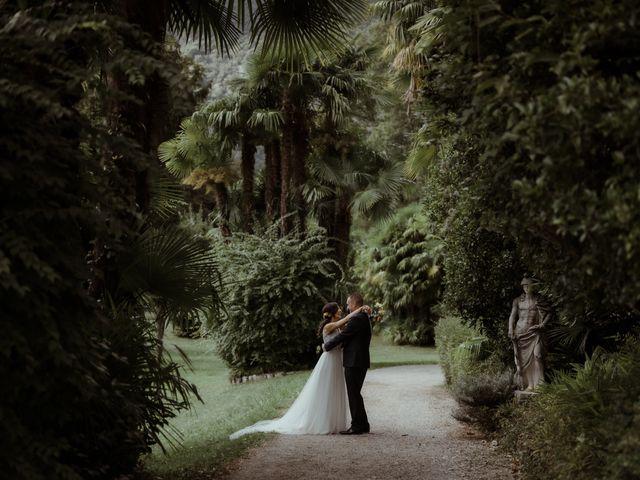 Le nozze di Rossana e Stefano