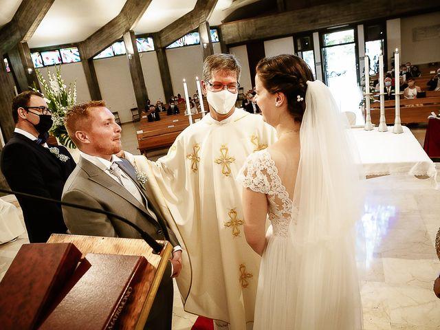 Il matrimonio di Matteo e Federica a Conegliano, Treviso 24