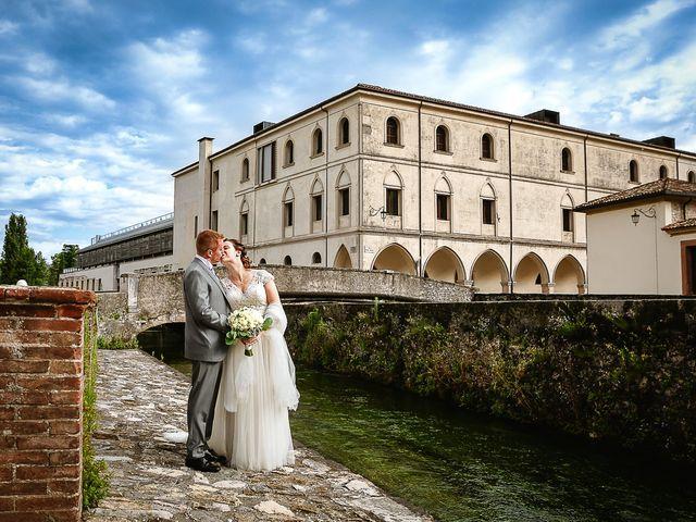 Il matrimonio di Matteo e Federica a Conegliano, Treviso 31