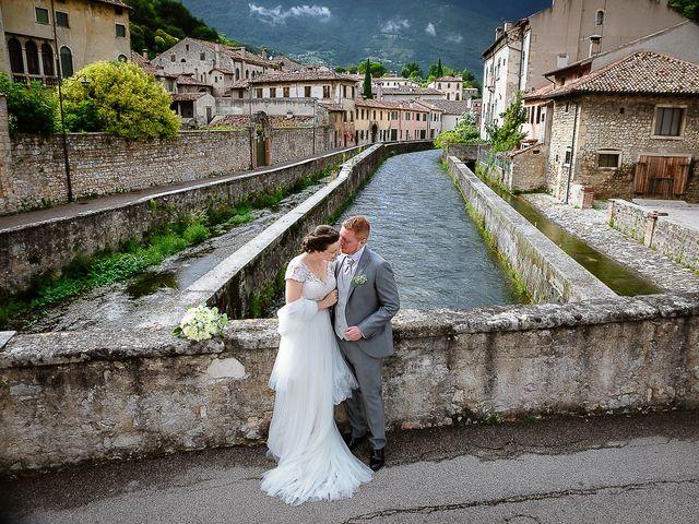Il matrimonio di Matteo e Federica a Conegliano, Treviso 33