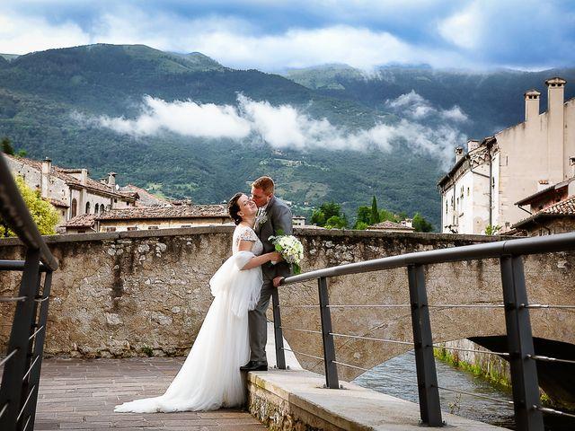 Il matrimonio di Matteo e Federica a Conegliano, Treviso 1