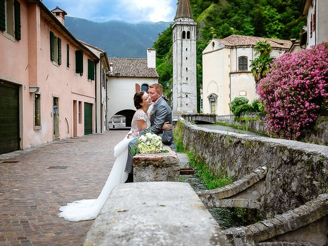 Il matrimonio di Matteo e Federica a Conegliano, Treviso 35